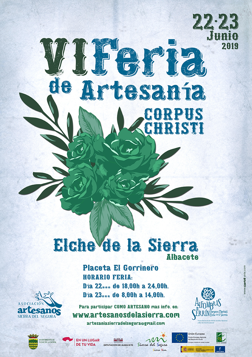Artesanos De La Sierra Asociación De Artesanos De La Sierra Del Segura